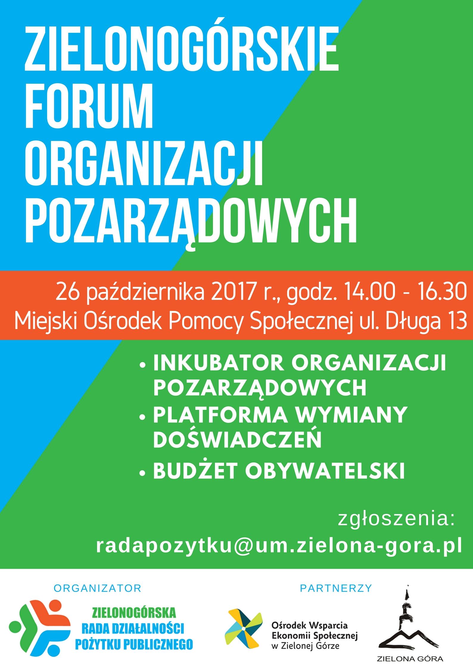 Zielona Góra Internetowy Serwis Miejski Zaproszenie Na Konferencję